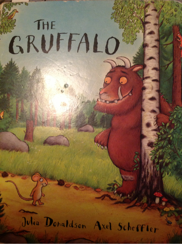 The Gruffalo As Read By Tanit