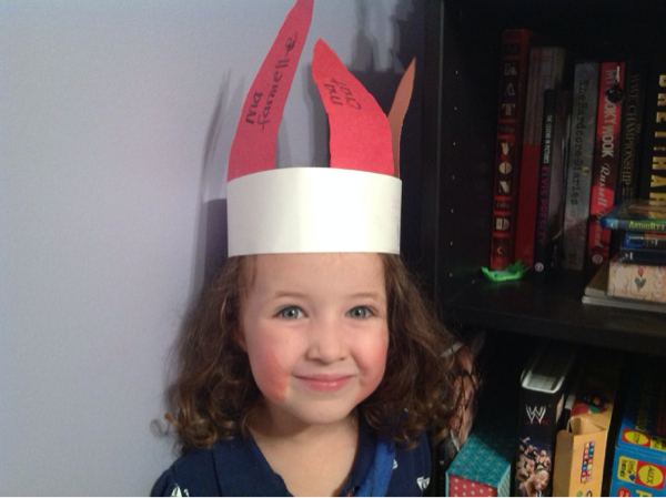 Tanit's Peanut Butter Crown Of Thanks