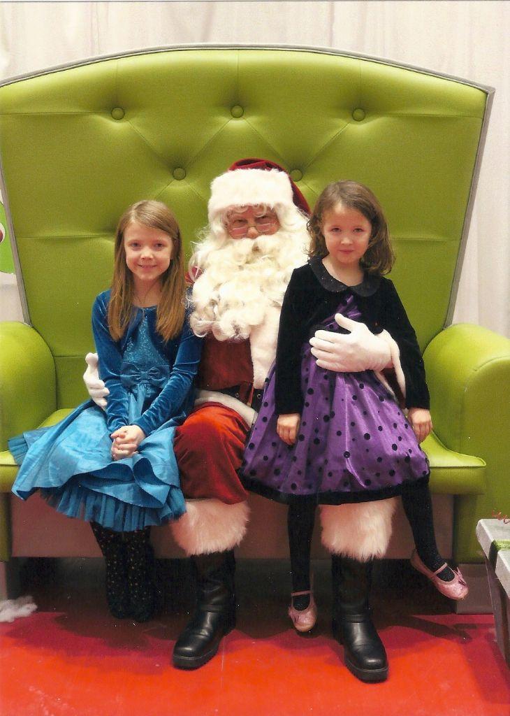 Santa and the Ladies - 2013